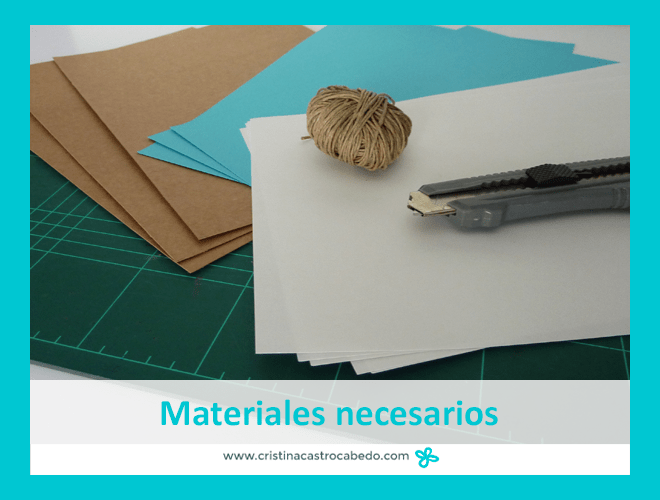 Materiales para realizar las etiquetas y ordenar tu armario