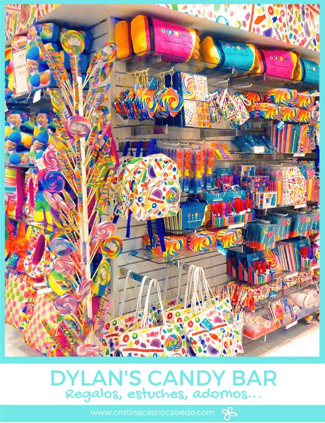 No sólo hay dulces, también encontrarás muchas ideas para regalar.