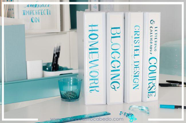 El lettering tiene muchas aplicaciones para decorar tu casa, tu oficina, etc.