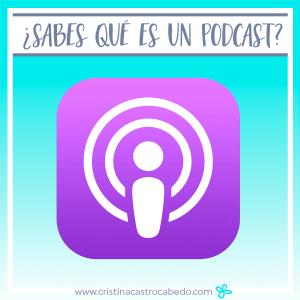 Podcast: ¿para ocio o negocio? Descubre lo que puede hacer por ti.