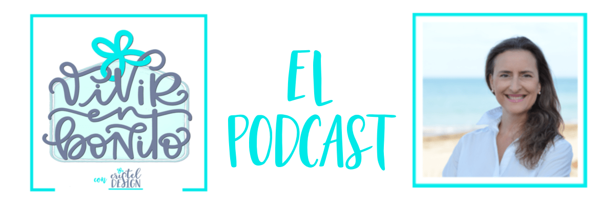 Podcast de Cristel Design sobre creatividad