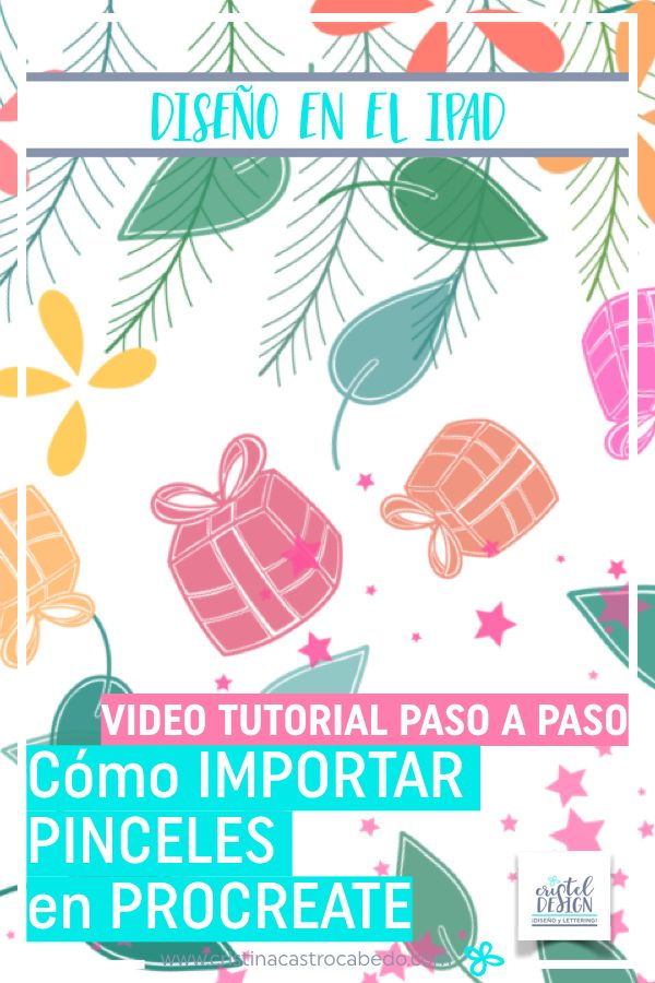 procreate-importar-pinceles-ipad-tutorial-video-cristel-design